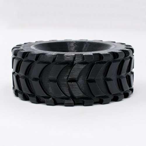 TPU TYRE 500 - Materials